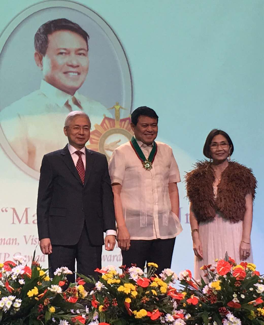 UP Gawad Oblation Award